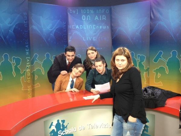 Making of: Spot Scoala de Televiziune Tudor Vornicu