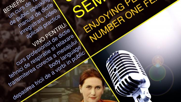 PUBLIC SPEAKING SEMINAR