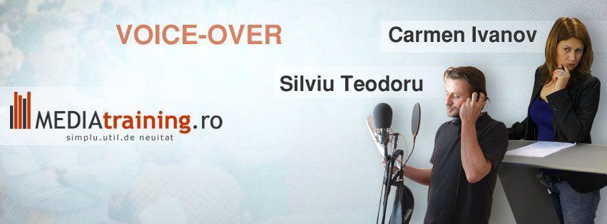 Fii tu vocea reclamelor radio-TV! – Dicție.ro organizează curs de VOICE OVER