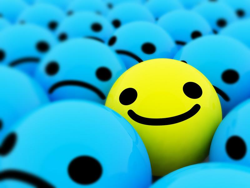 5 lucruri pe care oamenii fericiți le spun în fiecare zi