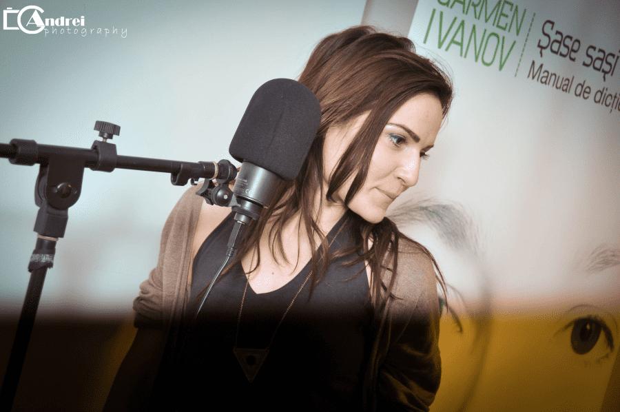 Cum a fost la cursul de Voice-Over Dicție.ro – VEZI FOTO