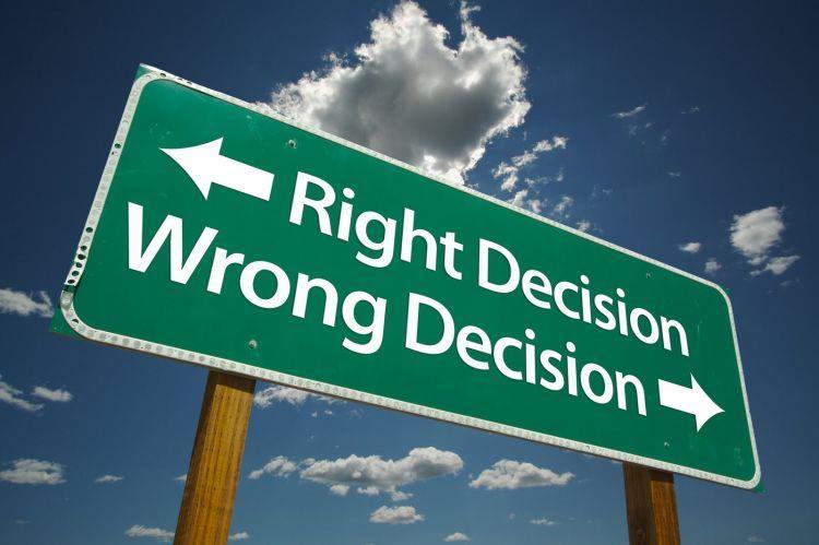 Cum iei o decizie importantă?
