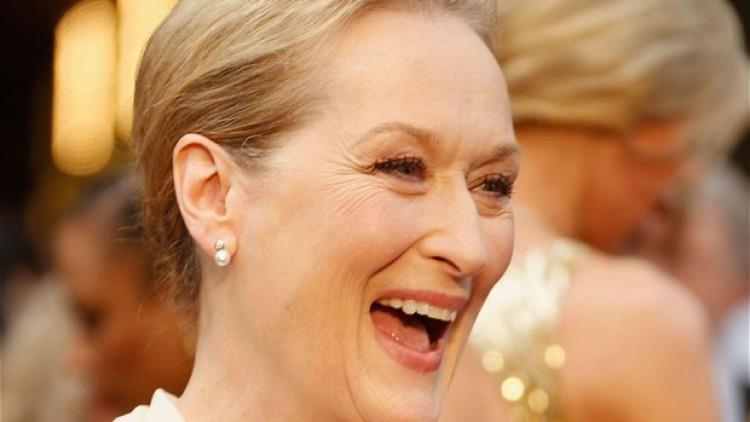 Lecție de intonație de la Meryl Streep – LIVE