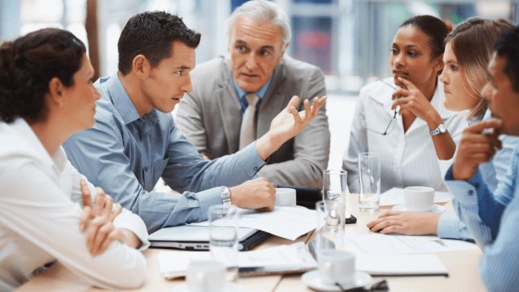 Cum să ții o prezentare de afaceri