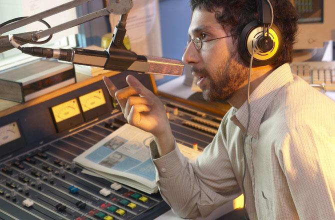 voce de radio