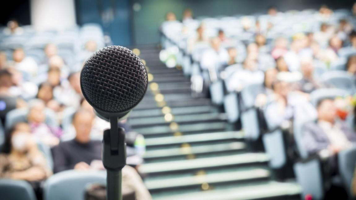 Curs de  Dicție și Public Speaking