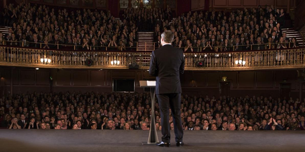 Vorbitul în public este o artă, nu o știință