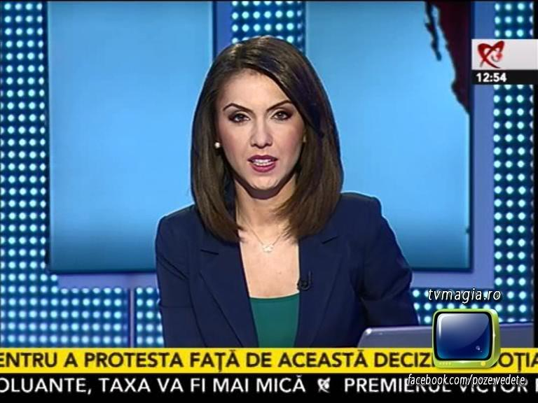 "Cum pronunță o prezentatoare TV ""perpetuum mobile"" -VIDEO"