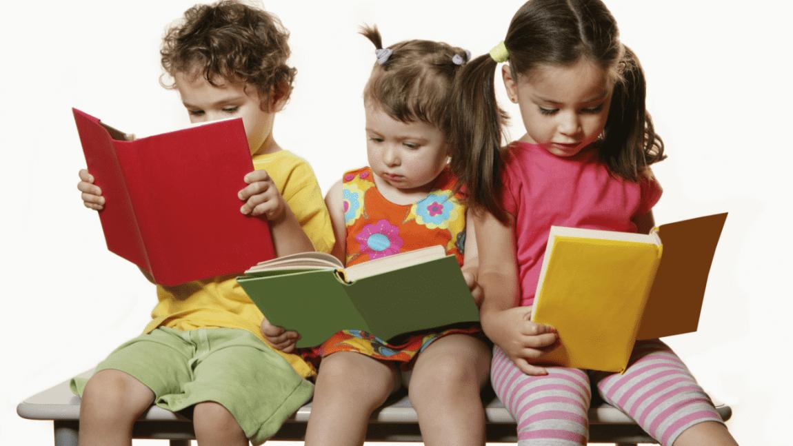 Ce se întâmplă atunci când le citim copiilor
