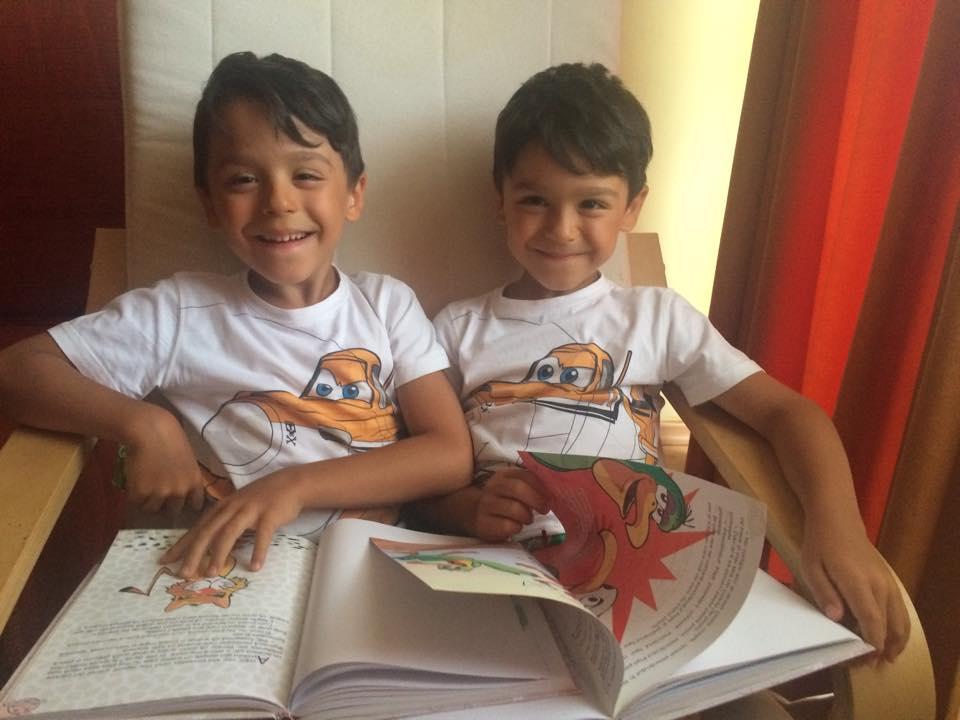 Cum încurajăm un copil să citească?