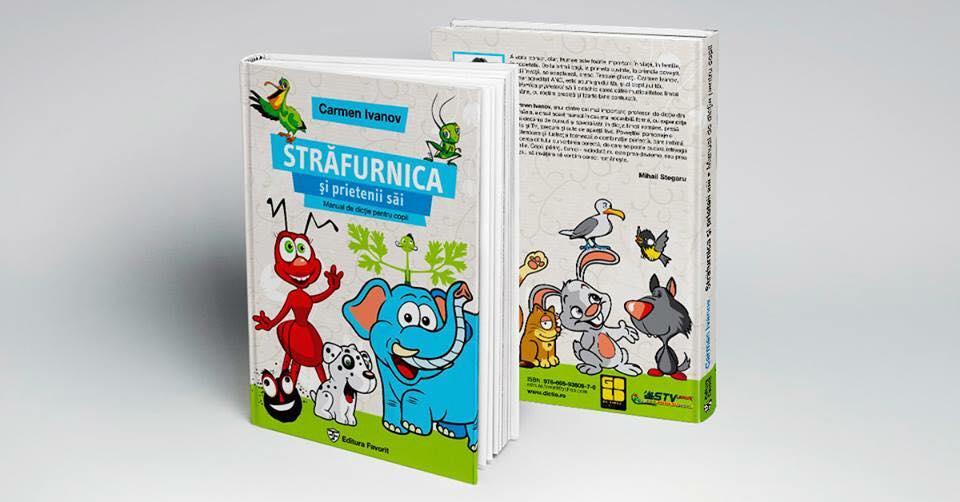 Străfurnica vine în Brașov pe 19 septembrie, la Bookstadt