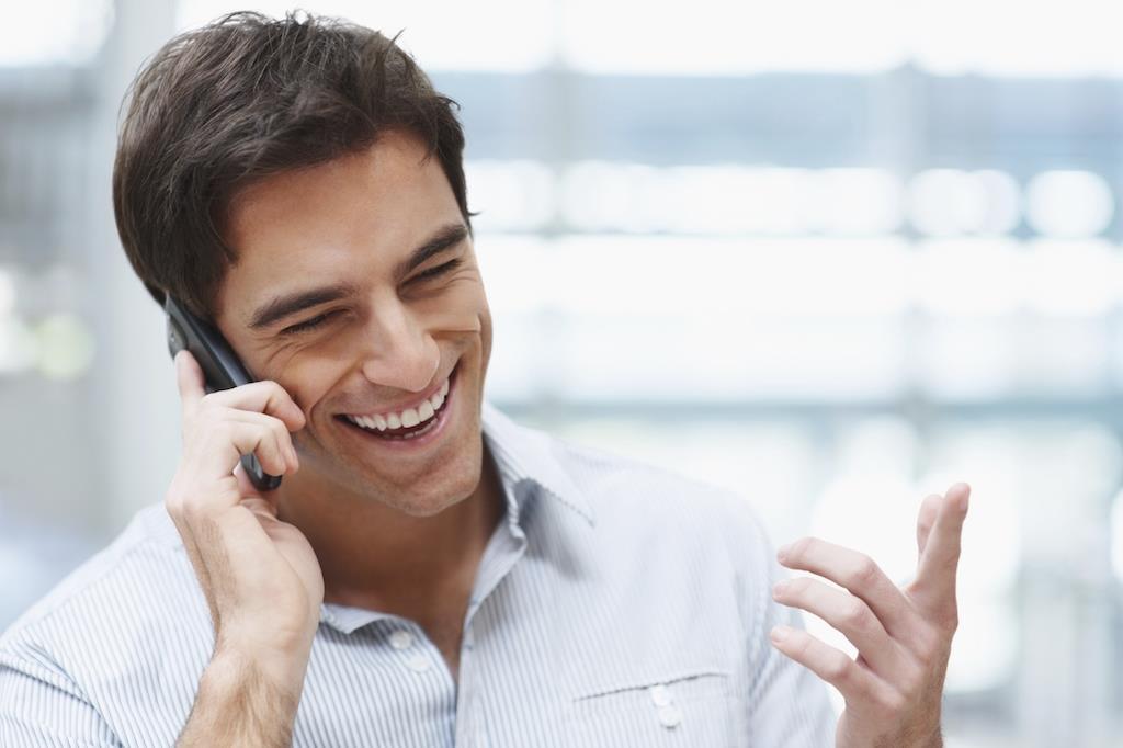 Cum să suni mai încrezător când vorbești la telefon