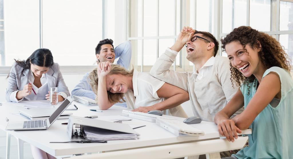 6 semne că job-ul tău este grozav