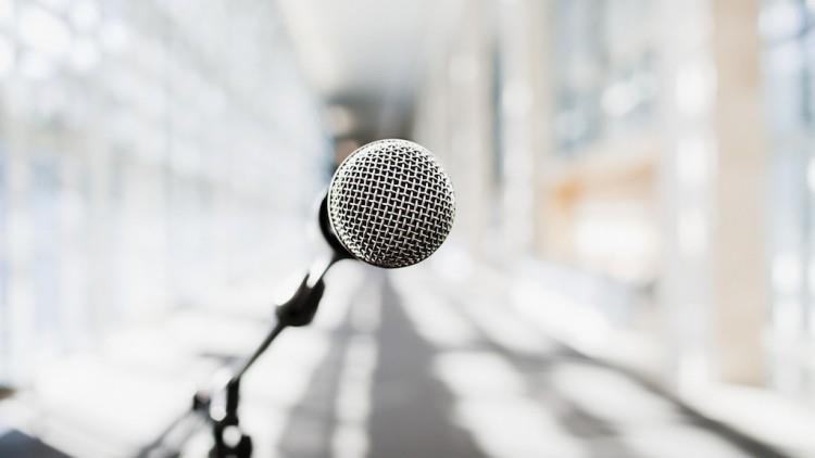 Cum să vorbești în fața unui grup mai mare de 7 persoane