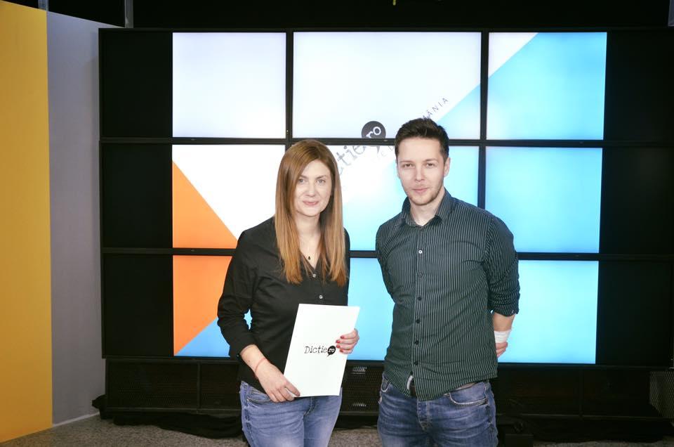 S-a lansat prima aplicație de dicție din România