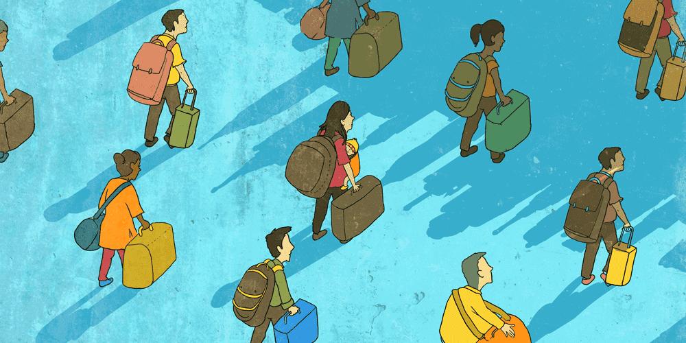 Emigrant vs. Imigrant vs. Migrant – cum e corect?