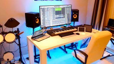 Cum să-ți construiești propriul studio de înregistrări la tine acasă
