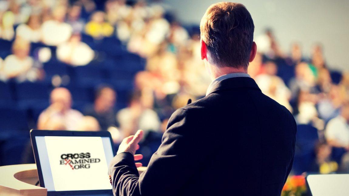 Cum să te obișnuiești cu locul în care ții o prezentare