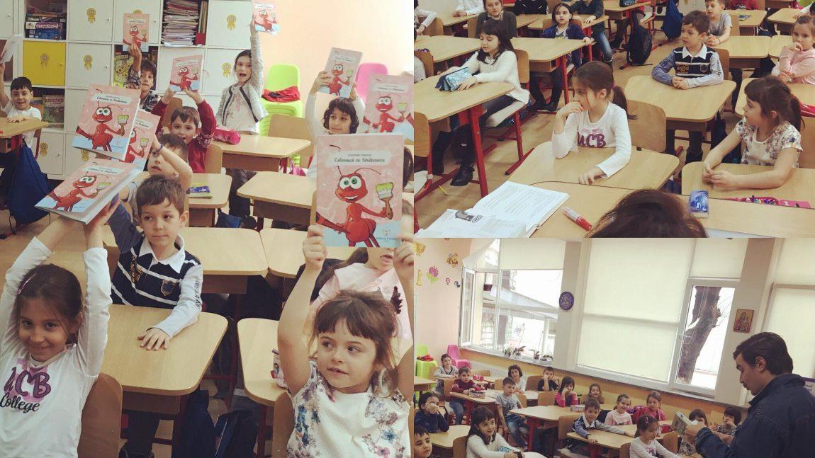 Școala Altfel pentru elevii Școlii Gimnaziale nr. 79