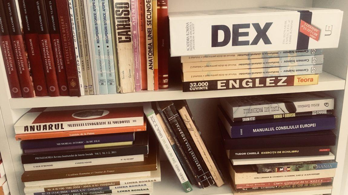 Care e primul cuvânt din DEX?