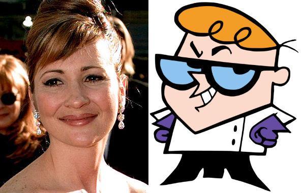 5 lucruri despre actrița care a fost vocea lui Dexter (desenul animat)