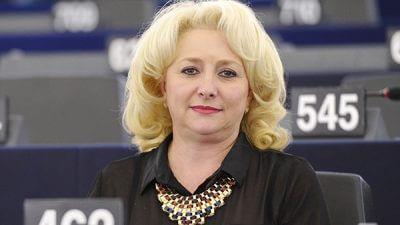 V. Dăncilă face praf limba română: vrea să înlăture calamitățile vremii