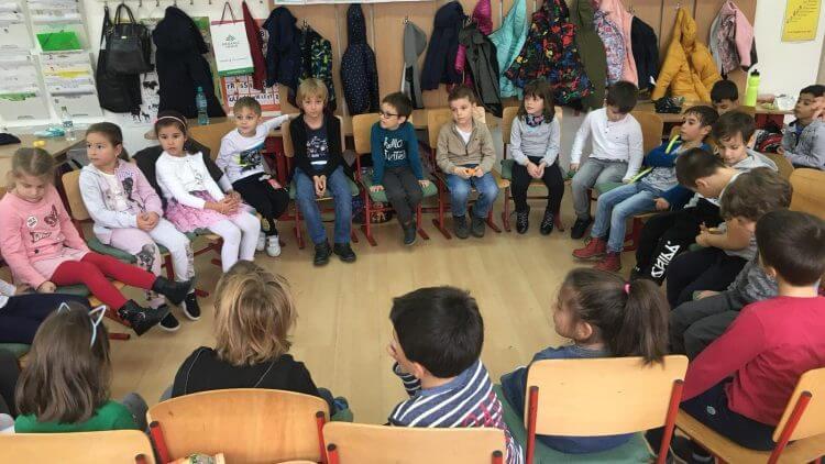 Atelier de dicție pentru elevii Școlii Gimnaziale nr. 79