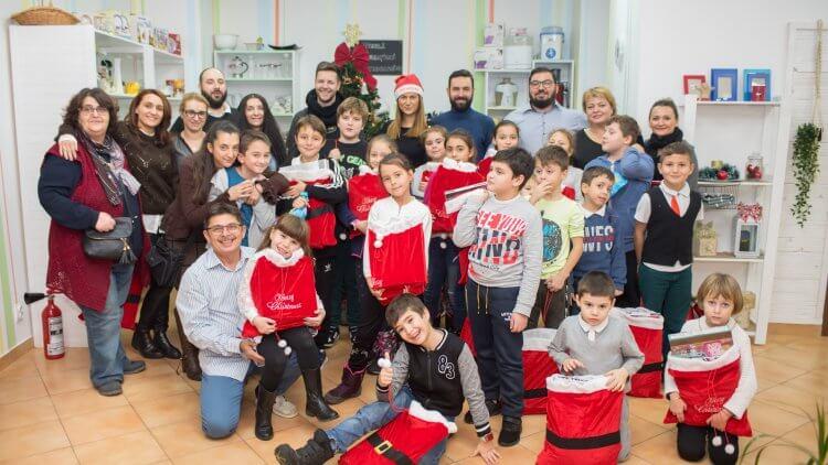 Atelierul de dicție al lui Moș Crăciun, pentru elevii din sectorul 6