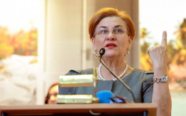 """Maria Grapini a inventat o țară nouă: se numește """"Letiția"""""""