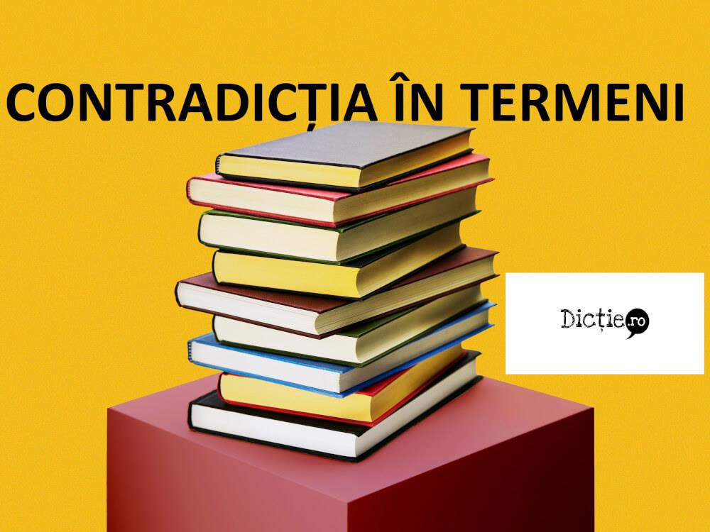 Contradicția în termeni: definiție și exemple
