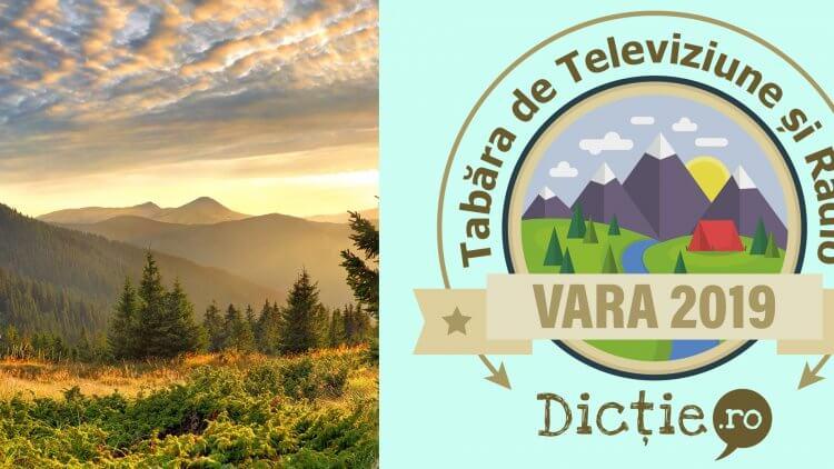 Tabăra de Televiziune, pe 01-07 iulie,  la Cheile Râșnoavei. ÎNSCRIERILE CONTINUĂ!