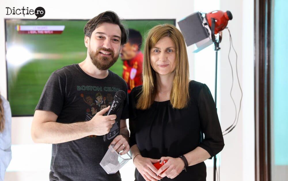 Copiii învață cum se prezintă știrile TV cu Carmen Ivanov, Mihai Crăciun și Ion Alexandru (PRO TV)
