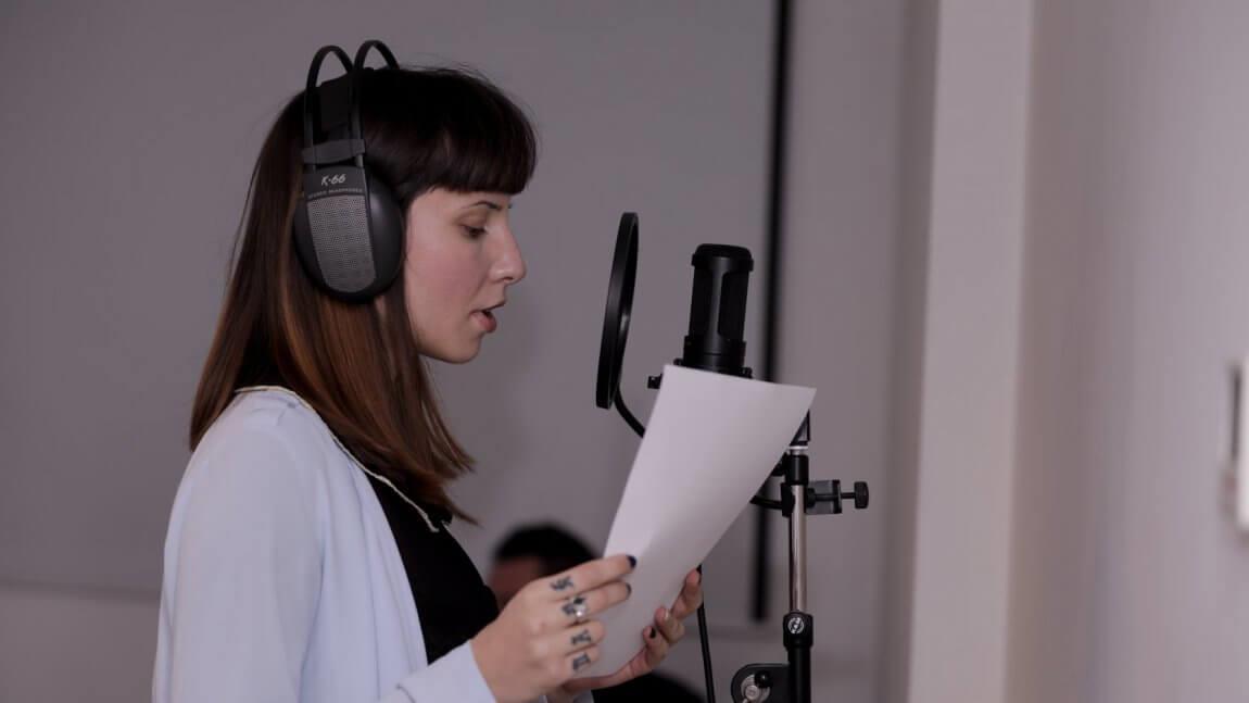 Curs de Voice Over, în 18-19 mai 2019, la București