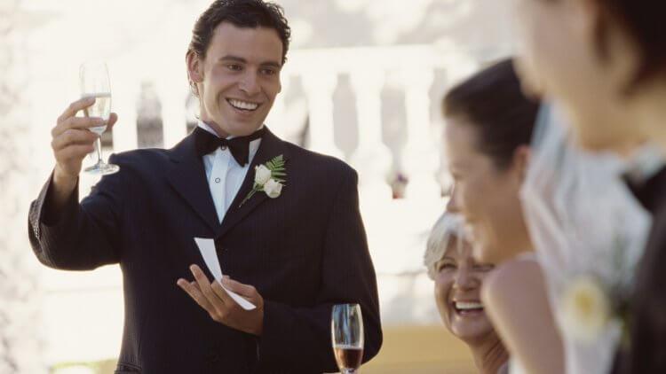 Cum să ții un toast remarcabil și elegant
