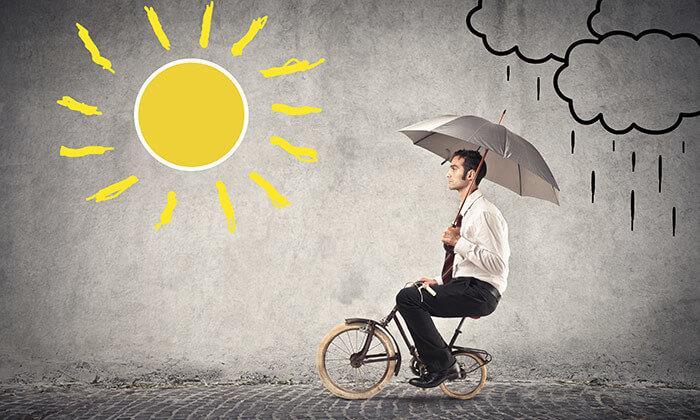 Voice-over: optimismul și atitudinea pozitivă