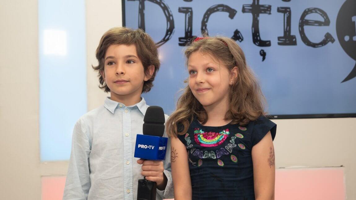 Vorbește lumea la PRO TV despre Summer School Dicție.ro