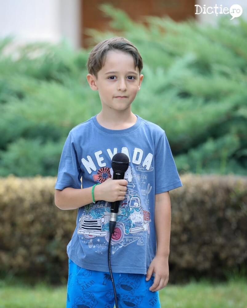 Reporteri la Ateneul Român – Summer School Dicție.ro
