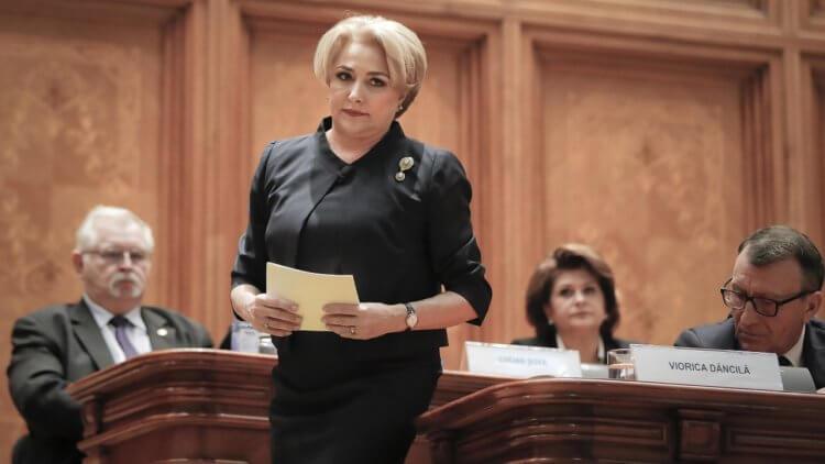 V. Dăncilă: Fiecare român vrea binele acestui țări