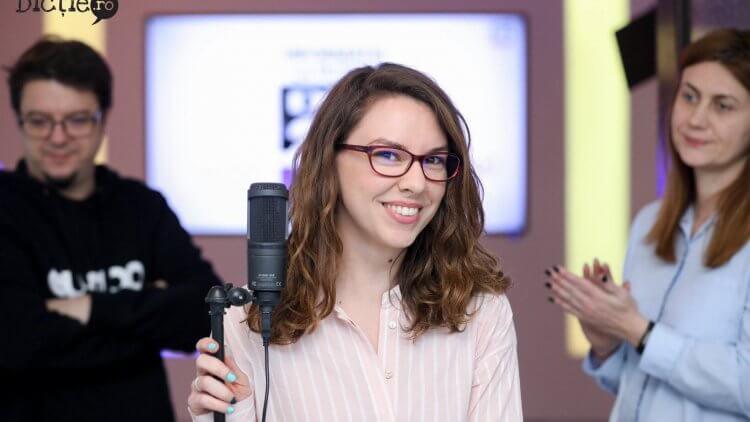 Denisa Petrescu, despre Cursul de Radio – Dicție.ro