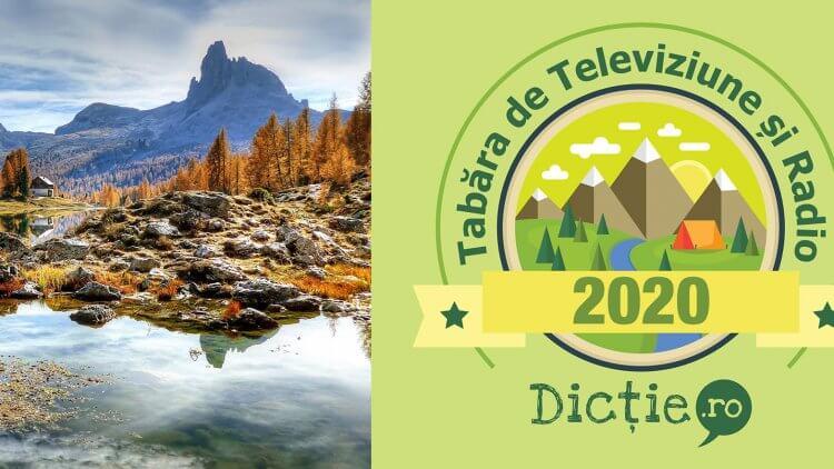 Tabăra de Televiziune de Iarnă Dicție.ro 05-11 ianuarie 2020