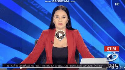 Prezentatoare Antena 3 a inventat în direct Ducele de Hamburger – VIDEO
