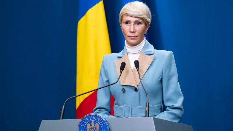 """Vicepremierul Raluca Turcan """"propaghează"""" cuvinte noi în limba română – VEZI VIDEO"""