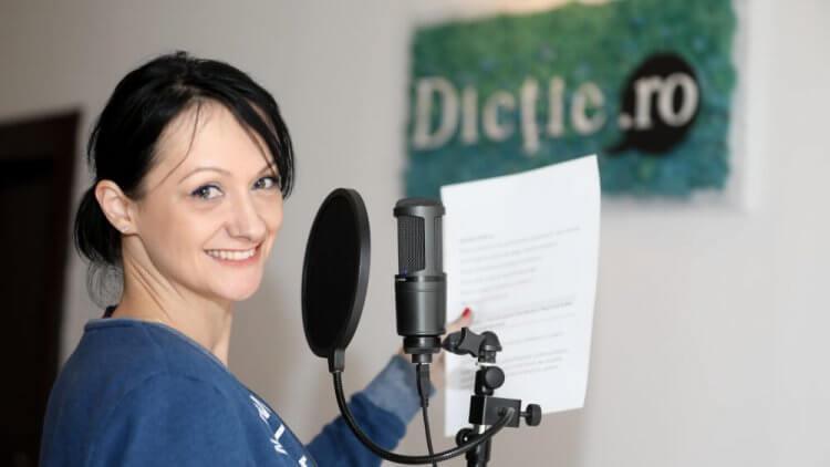 Voice-over: 10 sfaturi pentru o probă reușită
