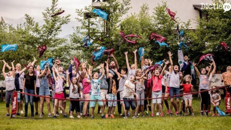Tabăra de Televiziune pentru copii, 01-07 iulie 2021, la Bușteni