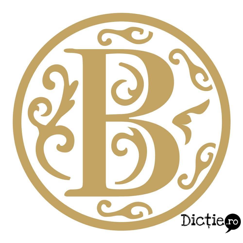 Povestea literei B