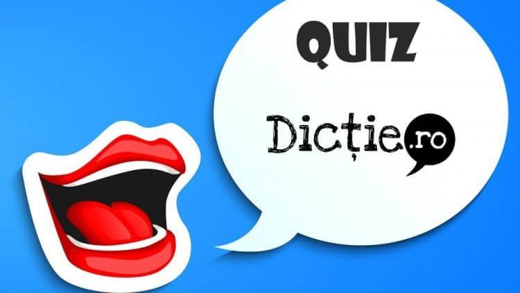 Test: Cât de corect vorbești limba română?