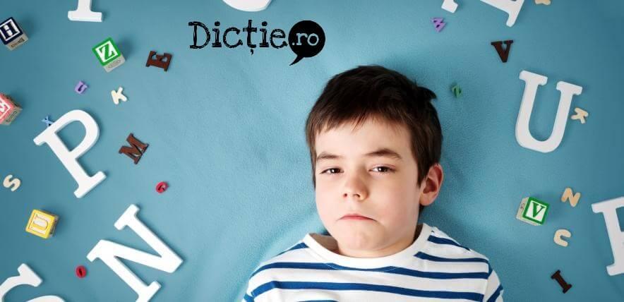 Stimularea vocabularului la copii