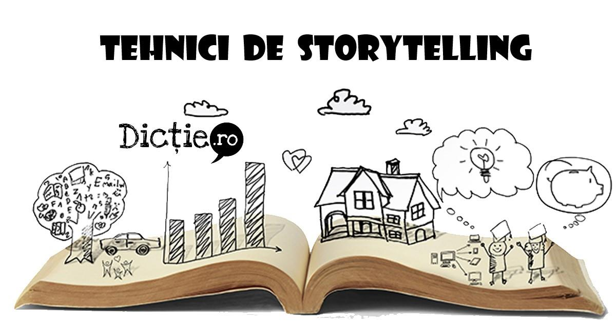 Tehnici de storytelling