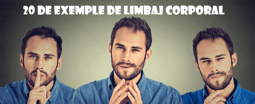 Public speaking: importanța limbajului non-verbal (20 de exemple)