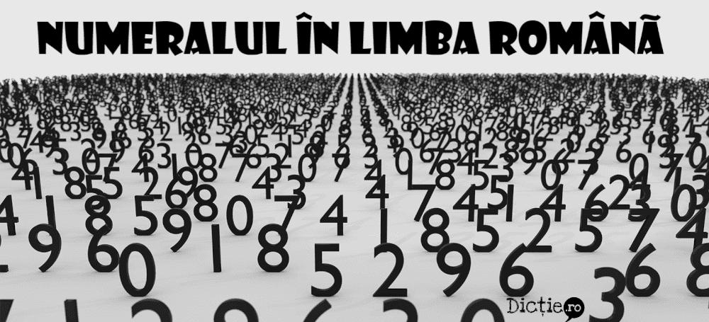Numeralul în limba română